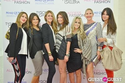 michelle marcinowski in ALL ACCESS: FASHION Intermix Fashion Show