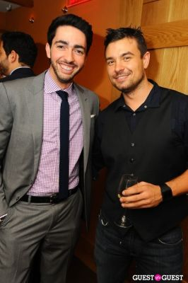 "salvador avila-bretts in Launch Party at Bar Boulud - ""The Artist Toolbox"""