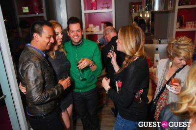 jamie stone in Blo Bar & Refine Mixers Pre-Grammy Beauty Event