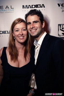 sam chipkin in Amy Biehl Foundation Fundraiser