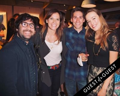 johnny pariseau in Bonobos Guideshop LA Opening