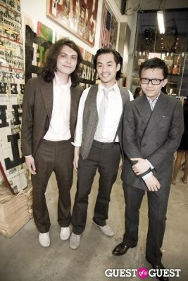 man hoang in Kristin Pasternak Fine Jewelry launch party
