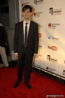 sam rogers in 13th Annual Webby Awards