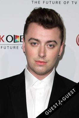 sam smith in LG the Art of the Pixel