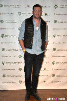 sam talbot in Spring For A Cure 2010