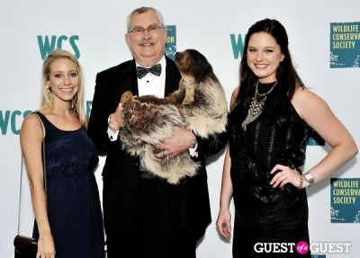 samantha bisger in Wildlife Conservation Society Gala 2013