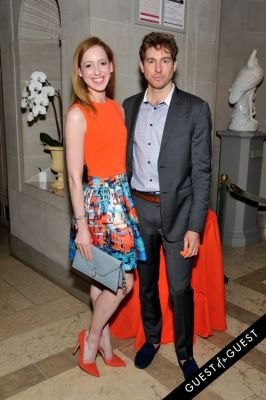 samantha cohen in Frick Collection Flaming June 2015 Spring Garden Party