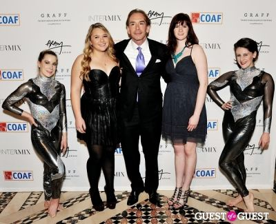 caroline curtis in Children of Armenia Fund 10th Annual Holiday Gala