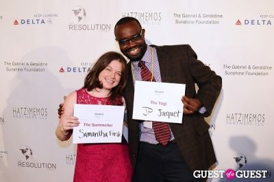 samantha fink in Resolve 2013 - The Resolution Project's Annual Gala