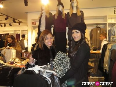 stephanie moreno in H&M x Isabel Marant Launch Party