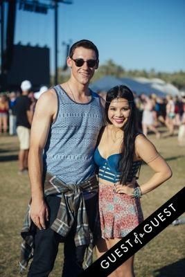 samantha moy in Coachella Festival 2015 Weekend 2 Day 2
