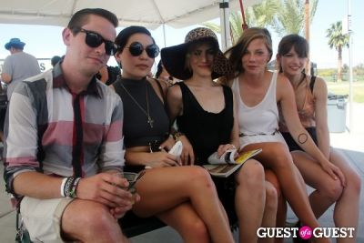 alexandra kammen in Vice Presents Dishonored Dark Day Party (Coachella Weekend 2)