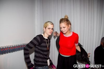 samantha ronson in Charlotte Ronson Fall 2011 Afterparty