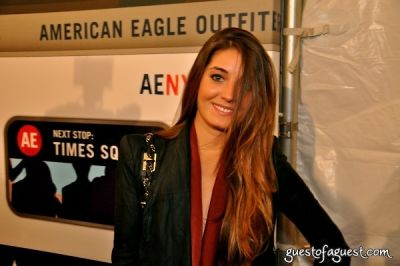 samantha swetra in American Eagle Outfitters Flagship Store Opening Party