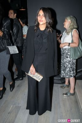 samantha wasser in Oliver Theyskens Theory After Party