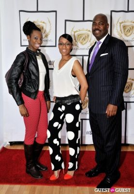 darryl wise in Reign Entertainment Hosts The Launch of 3D Art by S. Whittaker