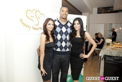 gerris wilkinson in Happy Hearts Fund with Petra Nemcova, Tilden Marketing, Logitech and Google TV