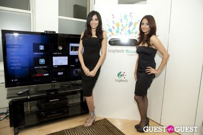 samar wajih-zaman in Happy Hearts Fund with Petra Nemcova, Tilden Marketing, Logitech and Google TV