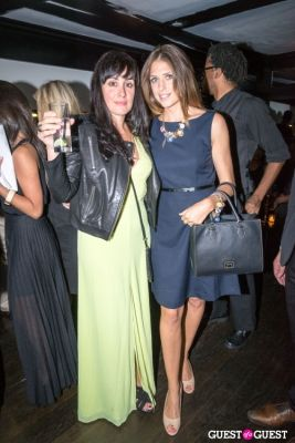 carina freitag in H&M and Vogue Between the Shows Party
