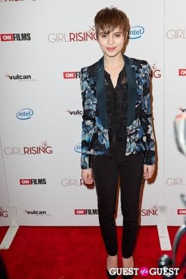 sami gayle in Girl Rising Premiere