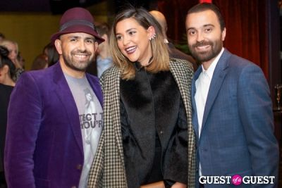 amina lyazidi in Whisp Launch Party