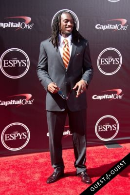 sammie coates in The 2014 ESPYS at the Nokia Theatre L.A. LIVE - Red Carpet