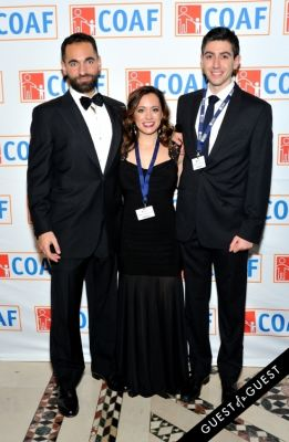 alyne corrigan in COAF 12th Annual Holiday Gala