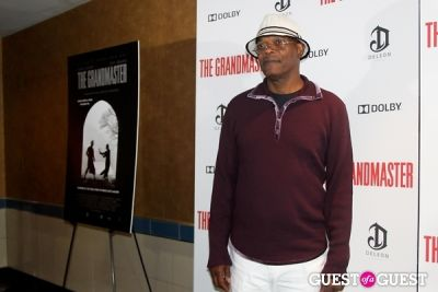 samuel l.-jackson in Fashion's Night Out @ Armani