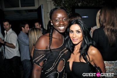 sanaz abdi-khadijah in BBM Lounge 2010 VMA Pre Party Sponsored By BlackBerry