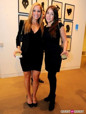 sandi isaacs in The New York Academy Of Art's Take Home a Nude Benefit and Auction