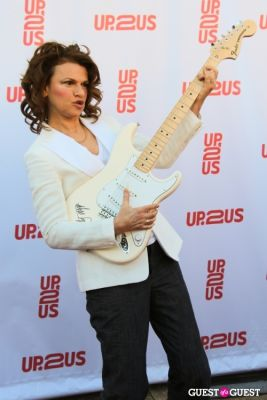 sandra bernhard in Up2Us Gala 2013
