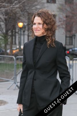 sandra bernhard in Vanity Fair's 2014 Tribeca Film Festival Party Arrivals