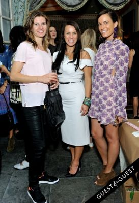 sandra guja-brosius in Monica + Andy Baby Brand Celebrates Launch of