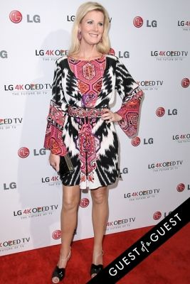 sandra lee in LG the Art of the Pixel