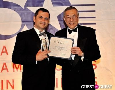 sanjay hiranandani in 2012 Outstanding 50 Asian Americans in Business Award Dinner