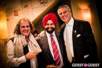 sant chatwal in Serafina Flagship Opening Party