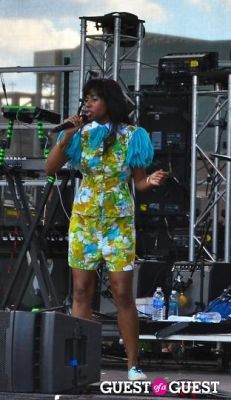 santigold in Governor's Ball Music Festival 2012