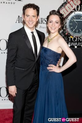 santino fontana in Tony Awards 2013