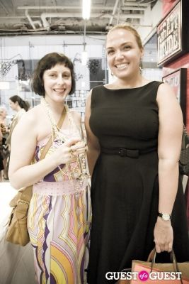 sara gergovich in Kristin Pasternak Fine Jewelry launch party