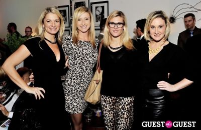 lauren kauders in Luxury Listings NYC launch party at Tui Lifestyle Showroom