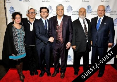 sara nodjoumi in New York Sephardic Film Festival 2015 Opening Night