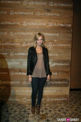 sara paxton in Alternative Apparel presents Season of Change