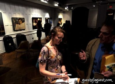sarah anne-ward in Erotic Art @ National Arts Club