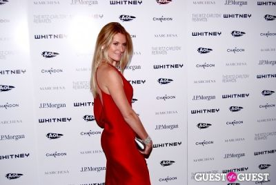 sarah arison in Whitney 2011 Studio Party