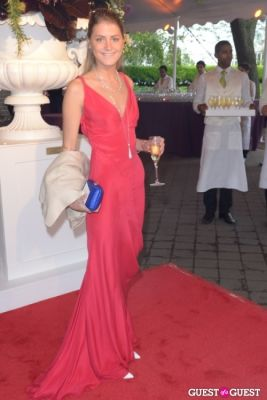 sarah chilton in The New York Botanical Gardens Conservatory Ball 2013