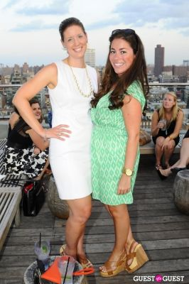 alison zayas in IvyConnect End of Summer Soiree