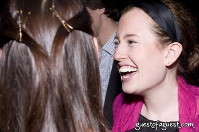 sarah daly in American Heart Association Young Professionals Toast American Heart Month