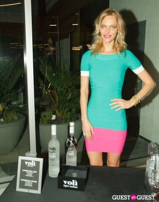 Voli Light Vodkas and Sarah DeAnna Host SUPERMODEL YOU Book Launch at Equinox Fitness