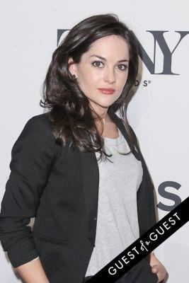 sarah greene in 2014 Tony Awards