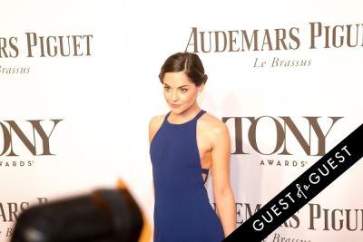 sarah greene in The Tony Awards 2014
